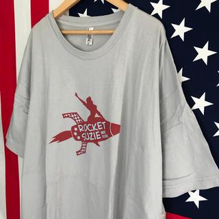 アメリカンアパレル(American Apparel)のUSA古着 BIGTシャツ 3XL(Tシャツ/カットソー(半袖/袖なし))