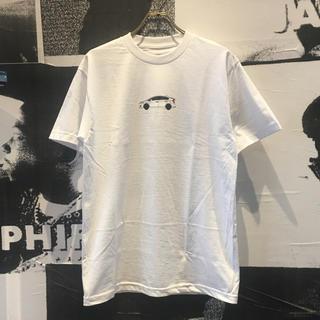 アンチ(ANTI)のSALE! ASSC 2018ss PRIUS WHITE TEE 希少(Tシャツ/カットソー(半袖/袖なし))