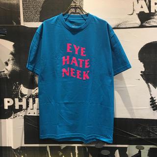 アンチ(ANTI)のSALE! ASSC 2018ss NEEK LURK TEE BLUE(Tシャツ/カットソー(半袖/袖なし))