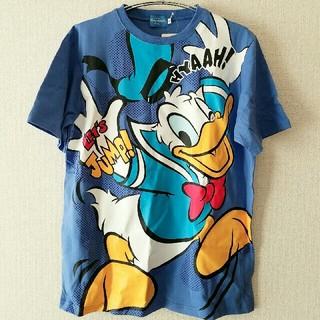ディズニー(Disney)のドナルドダックTシャツ(Tシャツ(半袖/袖なし))