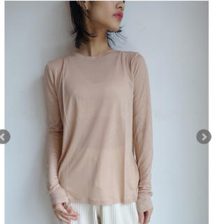 baserange long sleeves tee  M