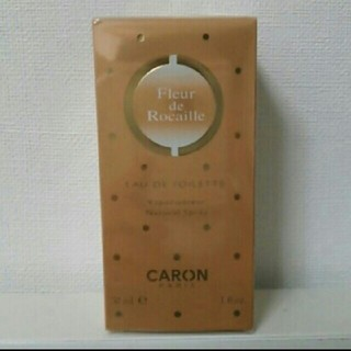 キャロン(CARON)の【新品】キャロン フルール ド ロカイユ EDP30ml(香水(女性用))