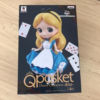 ディズニー(Disney)のキューポスケット Qposket  初期 アリス ノーマル フィギュア (フィギュア)