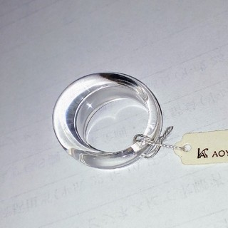 オールアクリル★リング(リング(指輪))