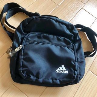 adidas - adidas アディダス 子供 子供用 リュック 黒