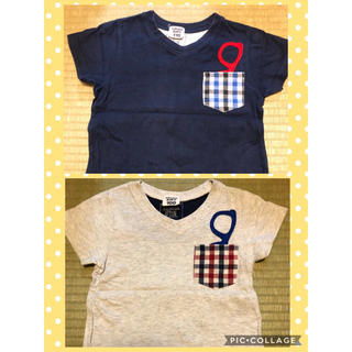 アベイル(Avail)の★中古★ Tシャツ (Avail)2枚セット(Tシャツ/カットソー)