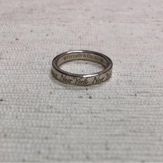 ティファニー(Tiffany & Co.)の値下げ中!   ティファニー シルバーリング(リング(指輪))