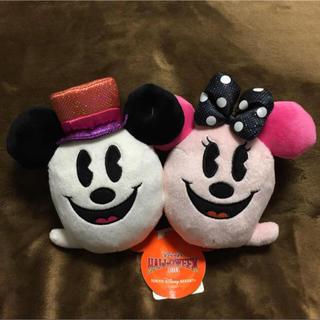 Disney - ハロウィン ミッキー ミニー ぬいぐるみ
