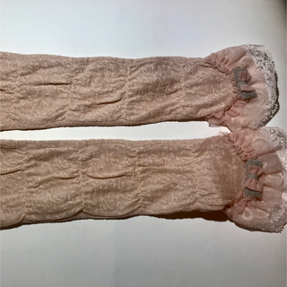 エストネーション(ESTNATION)のアルタクラッセ カプリガンディ アームカバー(手袋)