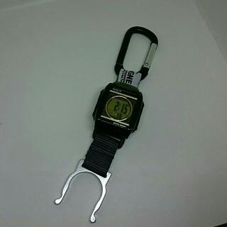 ベビージー(Baby-G)のCASIO Baby-G BG-810+カラビナ ペットボトル 3164(腕時計(デジタル))