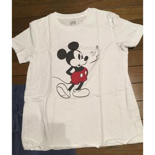 ディズニー(Disney)のミッキーTシャツ(Tシャツ(半袖/袖なし))