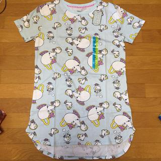 ディズニー(Disney)のプライマーク ポット夫人、チップ チュニックTシャツ(Tシャツ(半袖/袖なし))