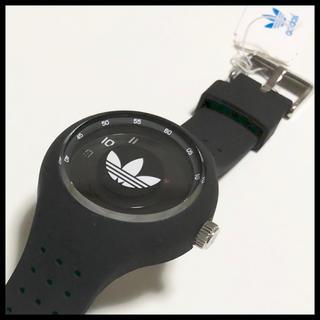 アディダス(adidas)の♡ adidas 腕時計 ブラック ♡(腕時計(アナログ))