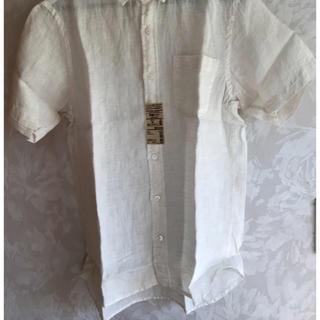 MUJI (無印良品) - 無印良品☆紳士☆メンズ☆半袖シャツ☆S☆新品未使用