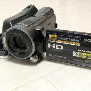 SONY - 送料無料 中古 ハンディカム デジタルビデオカメラ SONY HDR-SR12