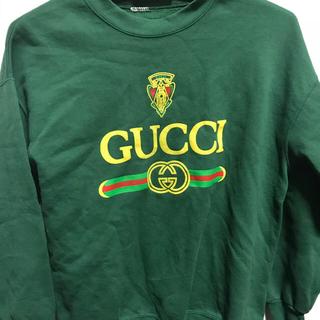 グッチ(Gucci)のGUCCI トレーナー 古着(スウェット)