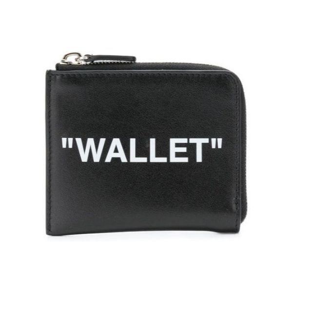 reputable site 5d1b4 4b455 新品 off-white オフホワイト 財布 小銭入れ ウォレット | フリマアプリ ラクマ
