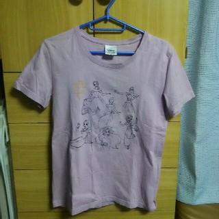 ディズニー(Disney)のDisney princes Tシャツ(Tシャツ(半袖/袖なし))