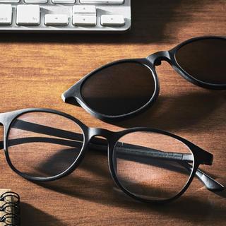 アーバンリサーチ(URBAN RESEARCH)の【雑誌付録】アーバンリサーチ★サングラスにもなるブルーライトカット眼鏡《未開封》(サングラス/メガネ)
