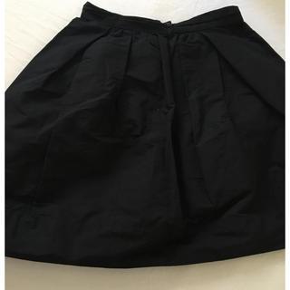 デミルクスビームス(Demi-Luxe BEAMS)のビームススカート(ひざ丈スカート)