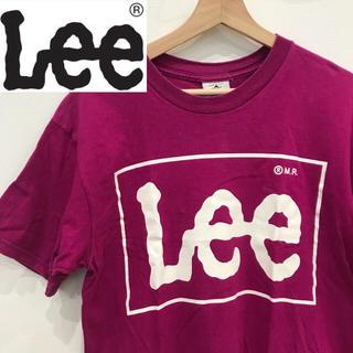 Lee - Lee デカロゴ Tシャツ