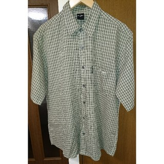 ショーンジョン(Sean John)のショーンジョン 半袖チェックシャツ(シャツ)
