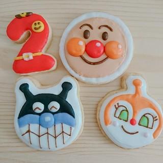アイシングクッキー(菓子/デザート)