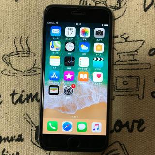 Apple - docomo iPhone6s 64GB スペースグレー