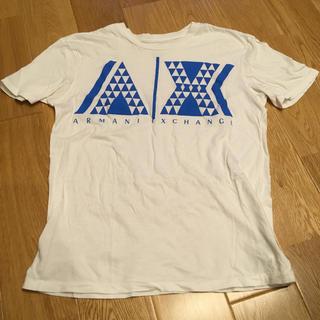 アルマーニエクスチェンジ(ARMANI EXCHANGE)のARMANI EXCHAGE メンズティーシャツ(Tシャツ/カットソー(半袖/袖なし))