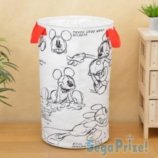 Disney - ディズニー ドラムボックス ランドリーバスケット おもちゃかご