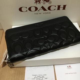 coach長財布74999 正規品 新品 即日発送