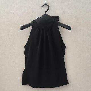 イネド(INED)のINED♡ノースリーブシャツ(シャツ/ブラウス(半袖/袖なし))