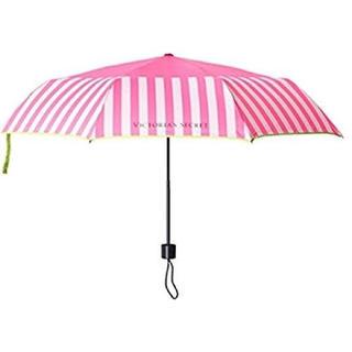 ヴィクトリアズシークレット(Victoria's Secret)の新品 未使用 ヴィクトリアズシークレット 折りたたみ 傘 ピンク アンブレラ(傘)