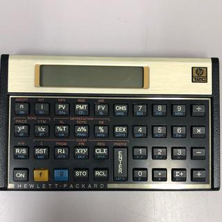 ヒューレットパッカード(HP)のhp 12c 電卓(オフィス用品一般)