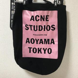 アクネ(ACNE)のacne aoyama 限定レアトート(トートバッグ)
