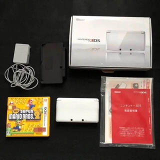 任天堂 - 任天堂 ニンテンドー3DS アイスホワイト