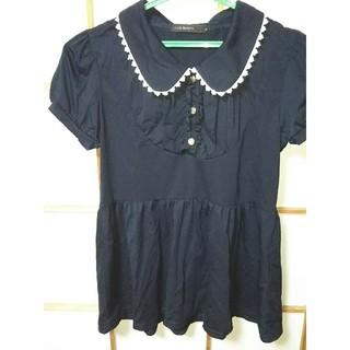 シマムラ(しまむら)のレディース 半袖 Mサイズ(Tシャツ(半袖/袖なし))