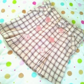 リズリサ(LIZ LISA)のLIZ LISA*スカート(ひざ丈スカート)