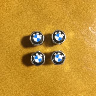 BMW - BMW タイヤ エアーバルブキャップ 自動車&バイク用