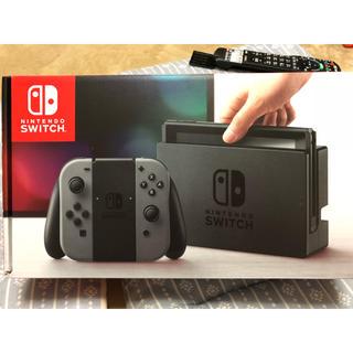 ニンテンドウ(任天堂)のNintendo Switch  美品(家庭用ゲーム本体)