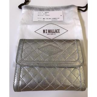 エムジーウォレス(MZ WALLACE)のMZ WALLACE 二つ折り財布(コインケース)