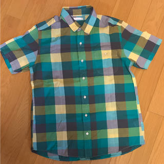 ジーユー(GU)のGU チェックシャツ(シャツ)
