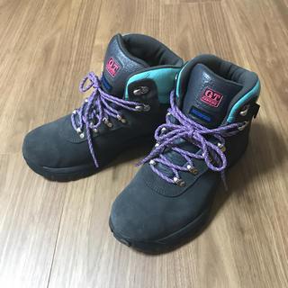 ジーティーホーキンス(G.T. HAWKINS)のGTホーキンス 登山靴  トレッキングシューズ レディース 24.5(登山用品)