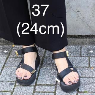 DEUXIEME CLASSE - 24 cm ドゥーズィエムクラス SUICOKE グログラン サンダル