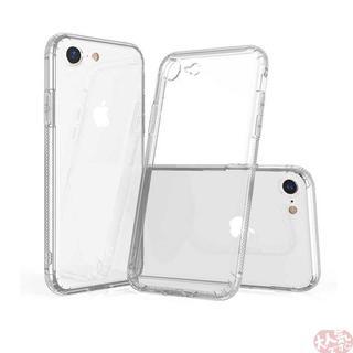 iphone7/iphone8ケース透明TPU 防
