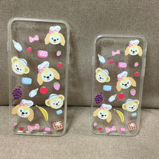 Disney - 日本未発売 ダッフィークッキーアン スマホケース 数量限定②
