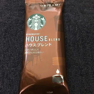 スターバックスコーヒー(Starbucks Coffee)のスタバ ドリップコーヒー(コーヒー)