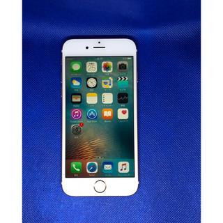 Apple - SIMフリー iPhone6S 【64GB】 ピンクゴールド