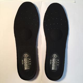 ミドリアンゼン(ミドリ安全)のミドリ安全靴 PRM210 25.5の中敷(その他)