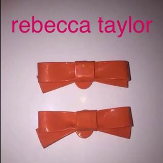 レベッカテイラー(Rebecca Taylor)のレベッカテイラー☺︎クリップ型アクセサリー(その他)